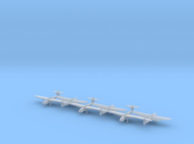 1/350 Fairey Barracuda MkII Wheels Down