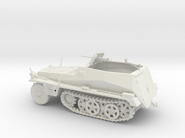 VBA Sd.kfz 250/1 1:48 28mm wargames in White Strong & Flexible