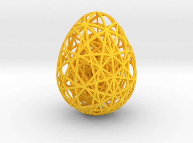 Egg in Egg in Egg - 60mm hight