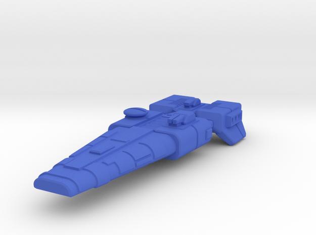 Talos2  in Blue Processed Versatile Plastic
