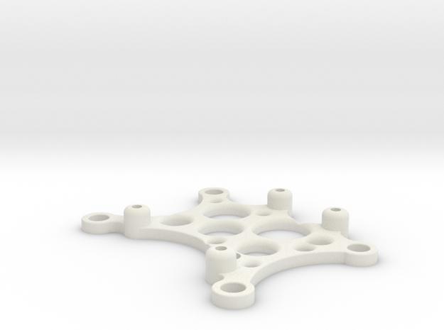 ArduinoTableMount in White Strong & Flexible
