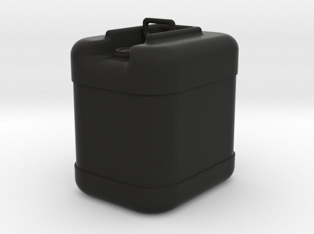 Water Tank - 1/10 in Black Natural Versatile Plastic