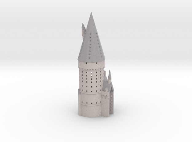 1/720 Hogwarts - Grand Staircase Tower