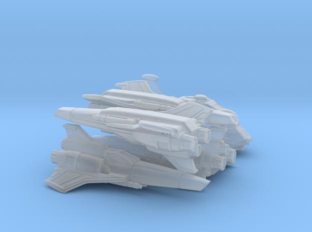 Viper Mk II Wing (Battlestar Galactica), 1/200