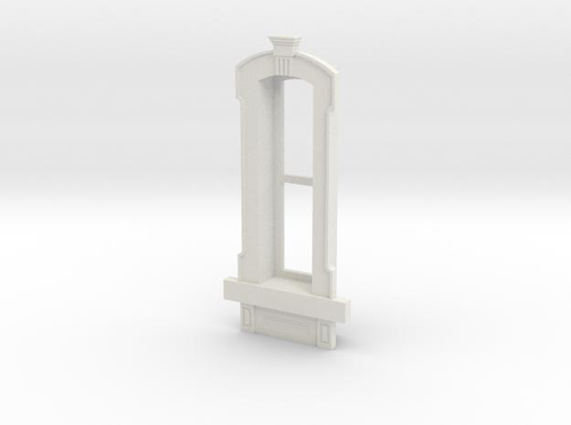 HO WCK Single Narrow Window in White Strong & Flexible