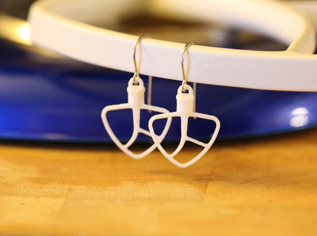Kitchenaid-Style Mixer Earrings