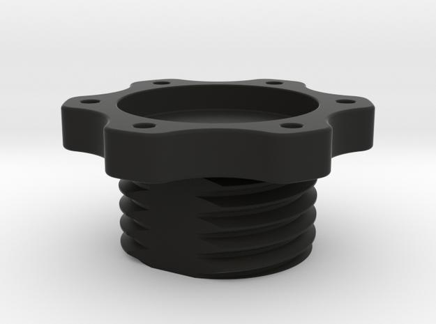 Thrustmaster 70mm Adapter in Black Natural Versatile Plastic