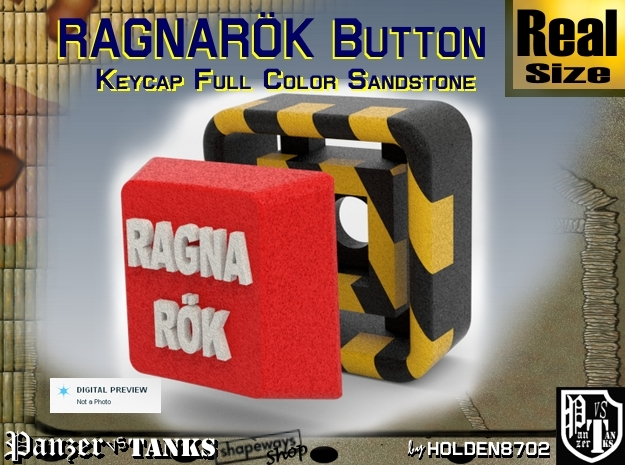 Full Color Key of Ragnarök