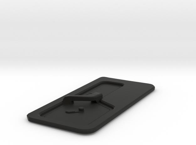 Car Door trim - M3 E30 - Right - 1/10 in Black Strong & Flexible