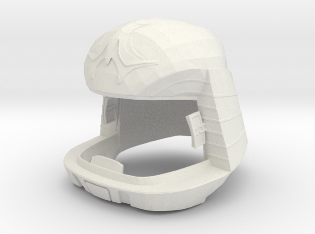 Viper Pilot Helmet (Battlestar Galactica TOS), 1/6