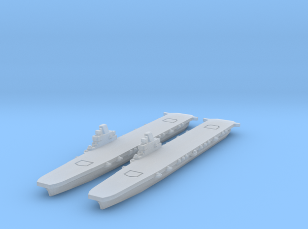 Taiho class in Smooth Fine Detail Plastic