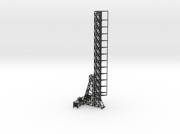 1/144 Launch tower for Bachem Natter