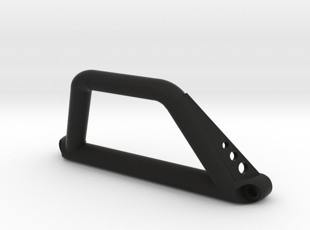 Wraith Bumper in Black Natural Versatile Plastic