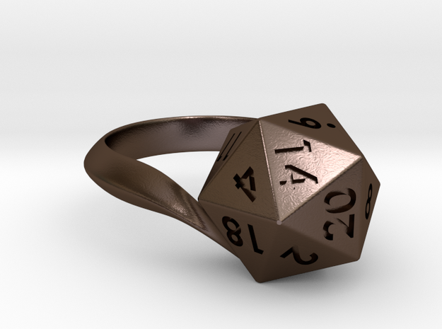 D20 Ring