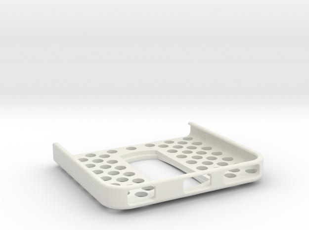 iPhone 6s plus or 7 Plus VW Up! Navigon  mount in White Natural Versatile Plastic