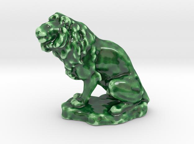 Lion (Sitting) Sculpture