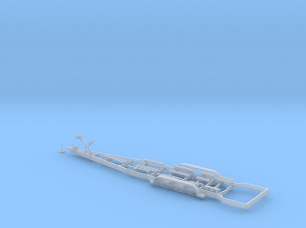 1/87 Myco Trailer speedboat-trailer - alternative