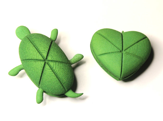 Twin Hearturtles
