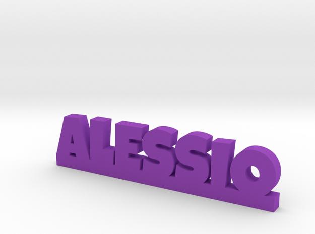 ALESSIO Lucky in Purple Processed Versatile Plastic