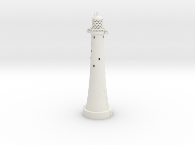 Eddystone Lighthouse 1/285th scale