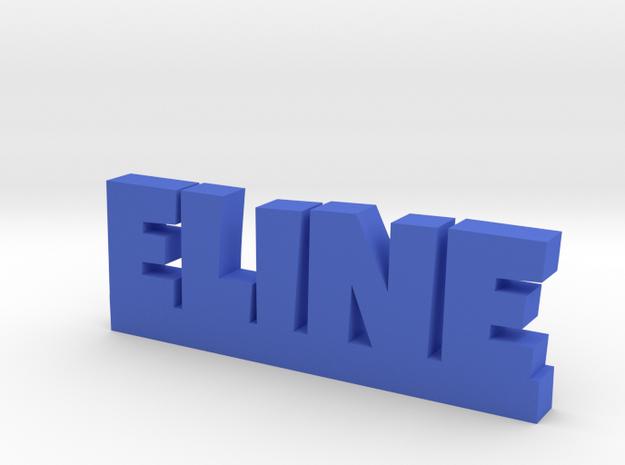 ELINE Lucky in Blue Processed Versatile Plastic