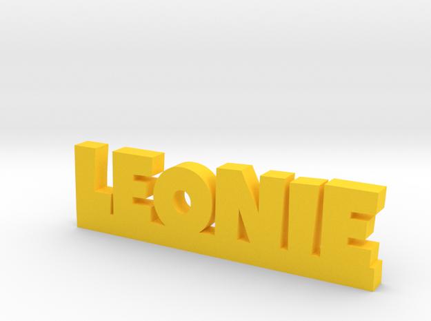 LEONIE Lucky in Yellow Processed Versatile Plastic