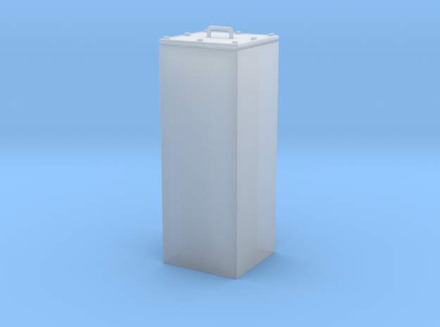 EMD Electrical Equipment Box in Smoothest Fine Detail Plastic