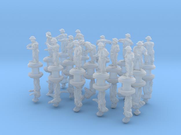 1-350 Generic Royal Navy Sailors Set 2