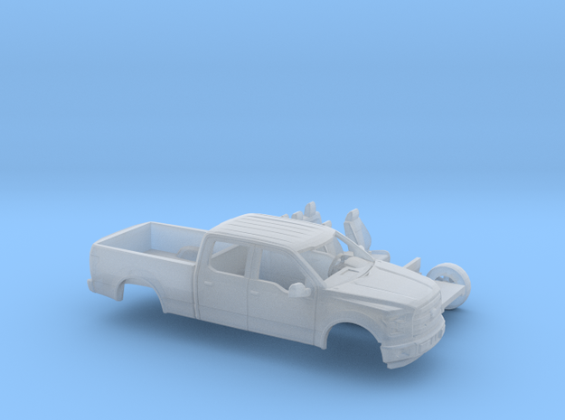 1/87 2014-17 Ford F-150 Long Bed Two Piece Kit