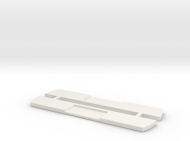 Renfort Lola VDS II MiniZ 2pc in White Natural Versatile Plastic