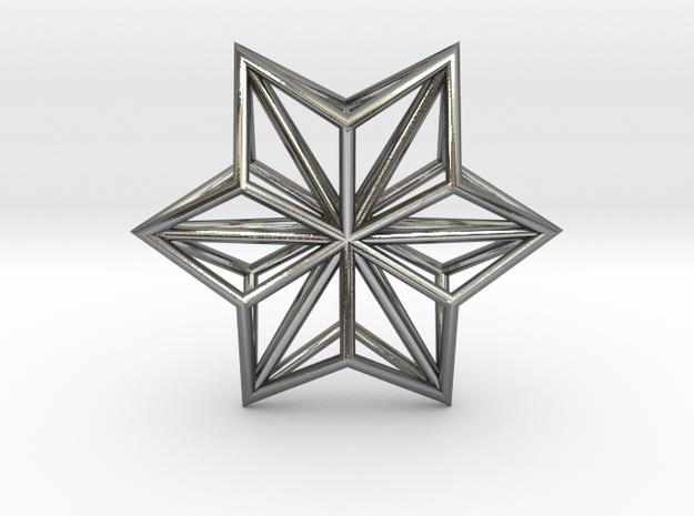 Origami STAR Structure, pendant
