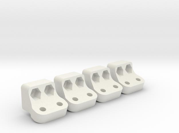 Support De Lien INF AR60- V9 - X4 - in White Strong & Flexible