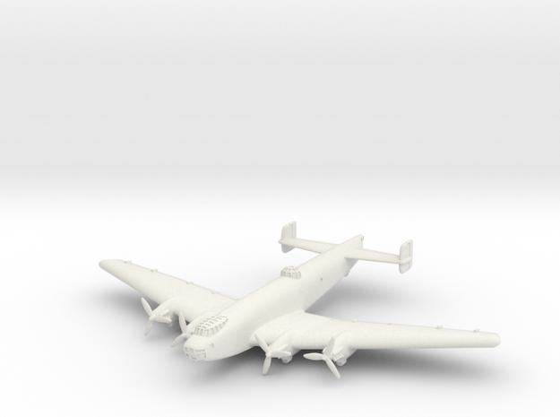 Junkers Ju 89 V1 1/200 in White Natural Versatile Plastic
