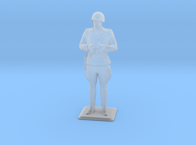 Patton  at 1:72 Scale in Smooth Fine Detail Plastic