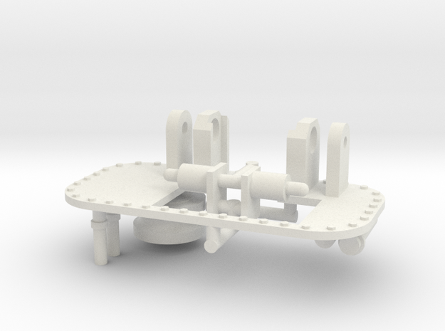 1/16 M31 Crane Parts.