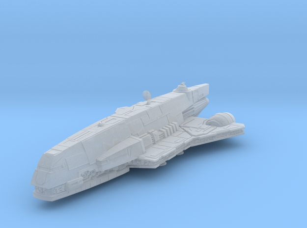 1/2700 Rebels Gozanti/ Imperial Assault Carrier in Smooth Fine Detail Plastic