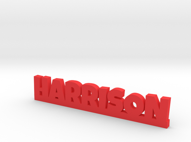 HARRISON Lucky in Red Processed Versatile Plastic
