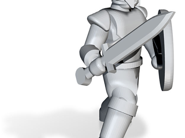 General Fighter Mini (Sword and Shield)