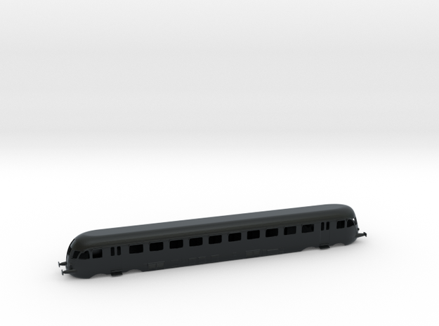 ALn880 (Breda) in Black Hi-Def Acrylate