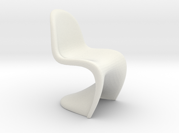 1/12 Doll House Chair Version 1