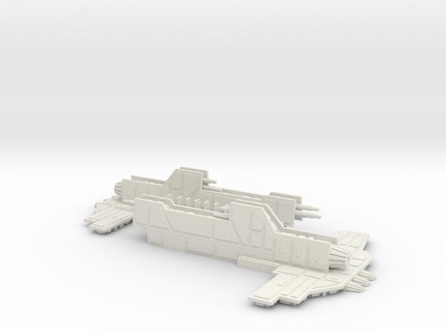 ELC BB Kit in White Natural Versatile Plastic