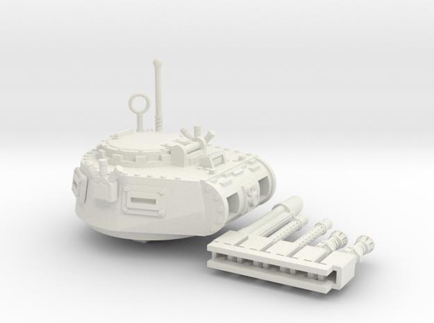 28mm Zerber APC turret + multiple guns