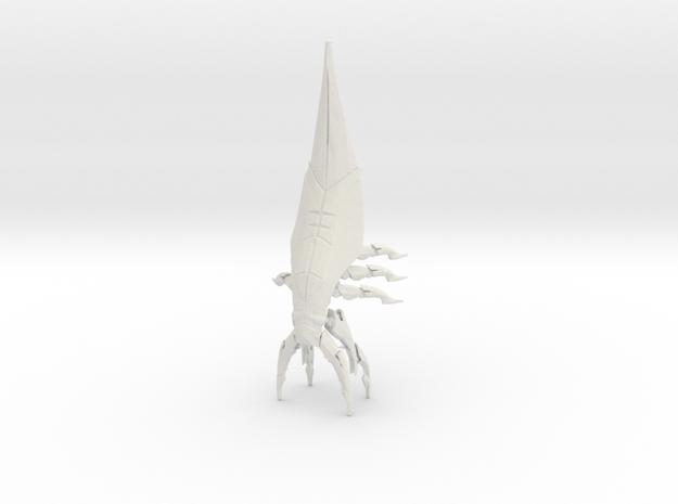 Harbinger Mass Effect Series Reaper in White Strong & Flexible