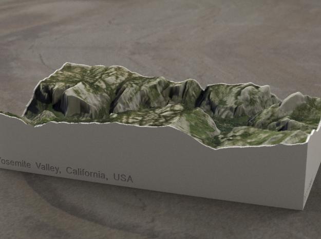 Yosemite Valley, CA, USA, 1:75000 Explorer
