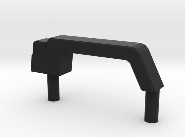 Door handle D90 1:18 Gelande 4/4 in Black Strong & Flexible