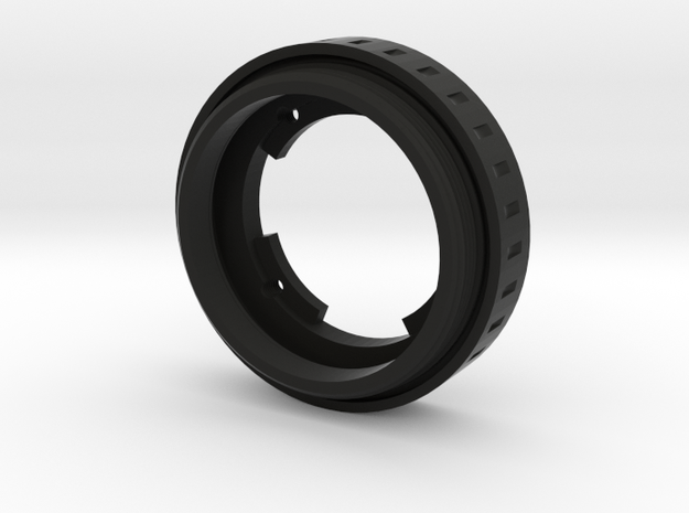 "Argus  ""The Brick"" lens adapter to Leica L39 in Black Strong & Flexible"