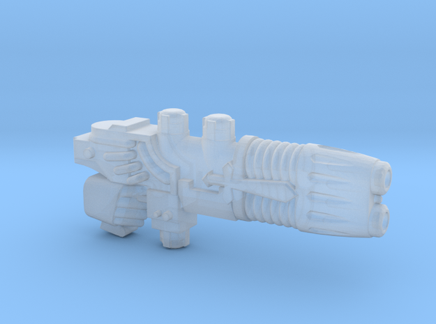 Plasma Repeating Shotgun in Frosted Ultra Detail
