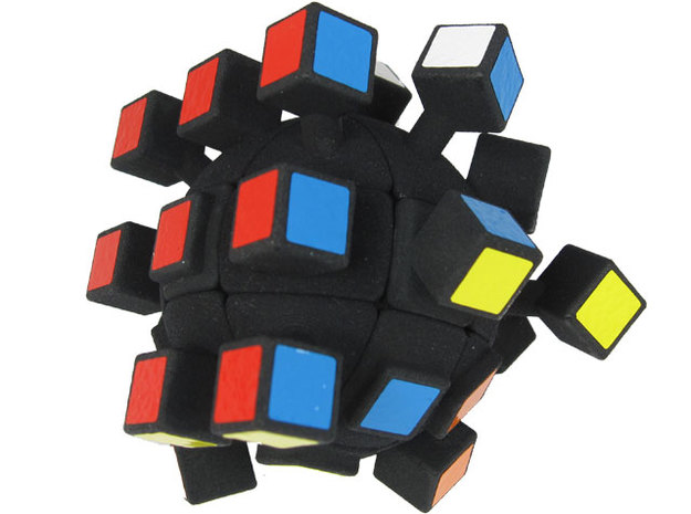 Anarchy Cube 3d printed