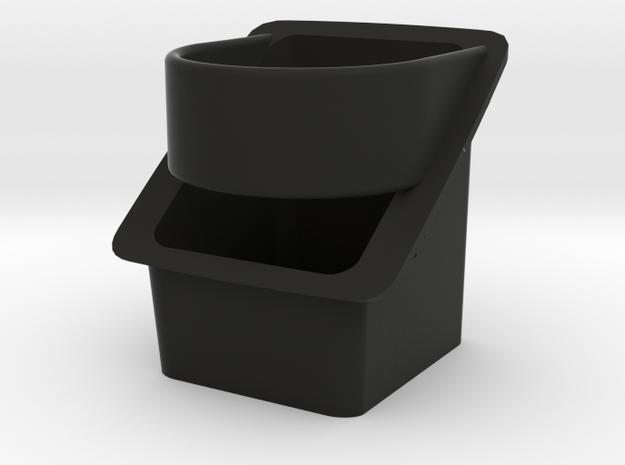 92-93 Honda Prelude Cupholder in Black Natural Versatile Plastic
