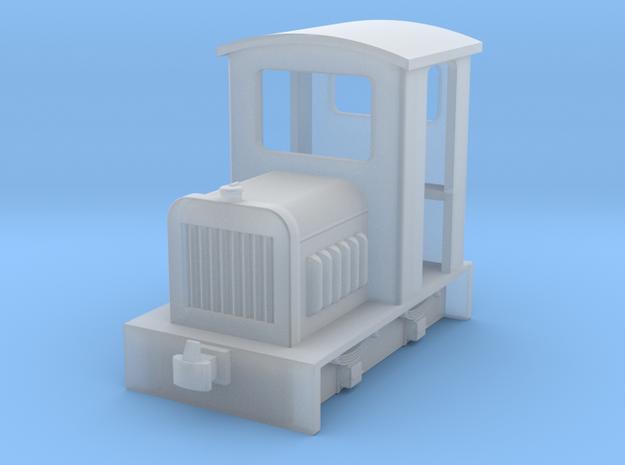 HOf Diesel loco 1